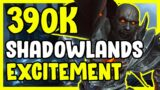 390k Gold For The Day In WoW Shadowlands – Gold Farming, Gold Making Guide
