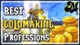 Best GOLDMAKING Professions – Shadowlands Tier List 2.0