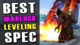 Best Warlock Leveling Spec for Shadowlands