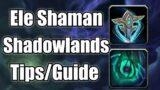 Elemental Shaman Covenant & Legendary Tips (Shadowlands Guide)