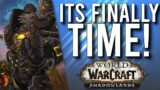 Leveling Preparation And Consumables You Might Need To Level In Shadowlands! –  WoW: Shadowlands 9.0