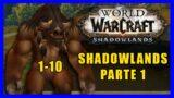 NUEVO LEVELEO WoW SHADOWLANDS PreParche!! Parte 1