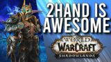 This Feels GOOD! Frost Death Knight 2-Hand Update In Shadowlands Beta! – WoW: Shadowlands Beta