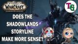WoW Shadowlands Story Premise More Encouraging