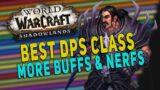 Shadowlands Best DPS Class   More DPS Nerfs/Buffs – Heroic Raid & Dungeon Ranking   WoW 9.0.2