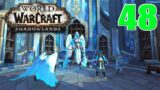 Let's Play: World of Warcraft Shadowlands   Hunter Leveling   EP. 48   On the Edge of a Revelation