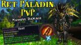 WoW 9.0.2 Shadowlands – Ret Paladin PvP – Expurgation Test! 1mil+ Damage!