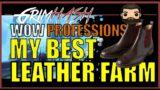 My Best Skinning Farm in Shadowlands | Bastion Skinning/Leatherworking  | Shadowlands Gold Farming