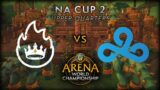 OTK vs Cloud9   Upper Quarters   AWC Shadowlands NA Cup 2
