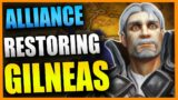 Alliance Reclaiming GILNEAS After Shadowlands?