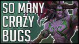 Game Breaking Bugs In Shadowlands?! More Class BUFFS + Raid NERFS