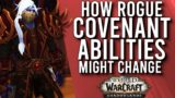 How Rogue Covenant Abilities Could Be Improved In Patch 9.1 In Shadowlands! –  WoW: Shadowlands 9.0