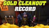I Broke The Record Again!!   Shadowlands Goldmaking