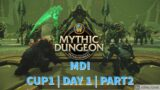 MDI Shadowlands Cup 1 | Day 1 HIGHLIGHTS Pt.2