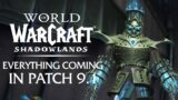 EVERYTHING Coming in Shadowlands Patch 9.1 Chains of Domination