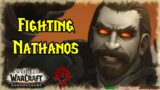 Fighting Nathanos – Horde 4 – World of Warcraft Shadowlands Pre-Expansion Patch