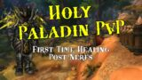 WoW 9.0.5 Shadowlands – Holy Paladin PvP – Hpal Still GREAT After Nerfs!