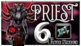 World of Warcraft Shadowlands – 6 Unique Priest Transmog Sets