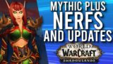 FINALLY! BIG Mythic Dungeon NERFS And Updates In Patch 9.1 Shadowlands! – WoW: Shadowlands 9.1 PTR