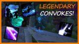 LEGENDARY CONVOKES!   Balance Druid PvP   WoW Shadowlands 9.0.5