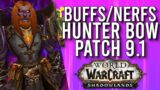 More Buffs And Nerfs! Hunter Legendary Bow Updated In 9.1 Shadowlands! – WoW: Shadowlands 9.1 PTR