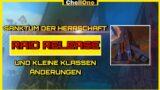 Sanktum der Herrschaft: Raid Release [World of Warcraft Shadowlands]