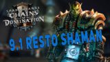 Shadowlands 9.1 SHOULD YOU PLAY RESTO SHAMAN? State of Covenants, Legendaries & My Preparation | WoW