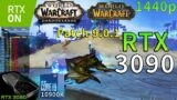 World Of Warcraft: Shadowlands 1440p | RAY TRACING | Ultra Settings | RTX 3090 | i9 10900K 5.2GHz