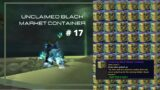 [Black Market Auction House] Unclaimed Black Market Container Opening – # 17 WoW Shadowlands 9.1