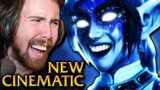 Another RETCON!? Asmongold on The NEW Elune Cinematic | WoW Shadowlands