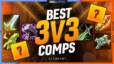 BEST 3v3 COMPS TIER LIST – Shadowlands 9.1 PvP Guide