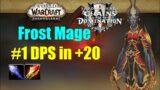 Blutige Tiefen Mythisch +20 INTIME | WoW Shadowlands 9.1