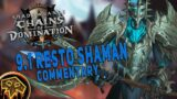 Shadowlands 9.1 RESTO SHAMAN Raid Healing Guide & Commentary | Mythic Remnant of Ner'zhul – WoW