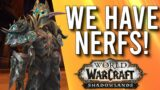 We Got Many Nerfs Today! NEW ANIMA VENDOR Added In Patch 9.1 Shadowlands! – WoW: Shadowlands 9.1