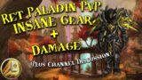 WoW 9.1 Shadowlands – Ret Paladin PvP – Am I Quitting Too? MASSIVE Damage
