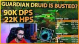 GUARDIAN DRUID IS BUSTED?! INSANE DPS AND HPS!| Daily WoW Highlights #169 |