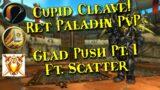 Ret Paladin PvP – 2200+ CR 3v3 – VS Doublelift! :O WoW 9.1 Shadowlands