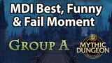 MDI Best Moments, Funny Moments and of course Fail Moments   Group A, Shadowlands, Season 2