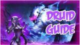 Resto Druid PvP Guide | Shadowlands 9.1