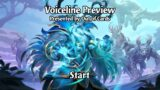 Winter Fury Malfurion Voicelines Preview – Hearthstone Shadowlands Hero Skin